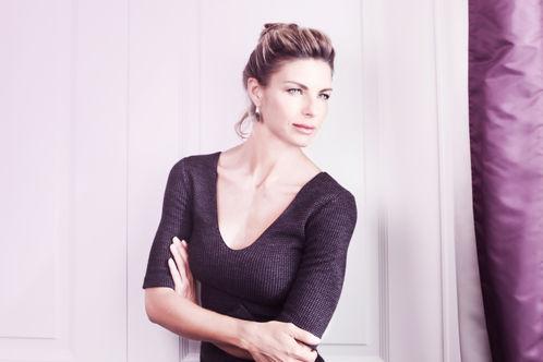 Martina Colombari - Model, Actress
