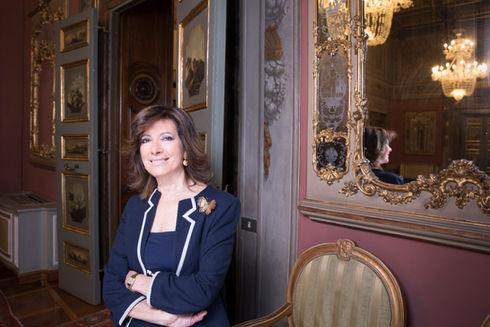 Maria Elisabetta Alberti Casellati - President of Italian Senate