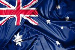 من استراليا