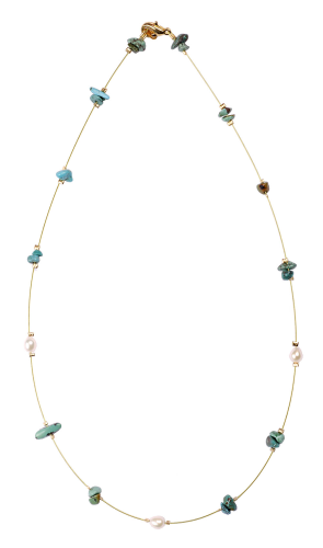 Handmade Necklace Turquoise