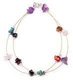 Handmade Bracelet 'Precious Stones'