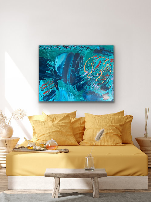 Colors of The Ocean (Original)