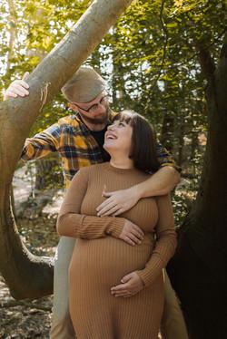 Zwangerschapshoot Stephanie