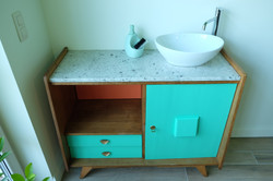 Meuble-lavabo