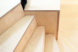 Escalier - détail