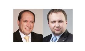 Hovor s panem Marianem Jurečkou a Markem Výborným (oba KDU-ČSL)