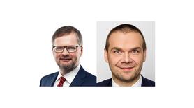 Hovor s panem Petrem Fialou a panem Martinem Baxou (oba ODS)