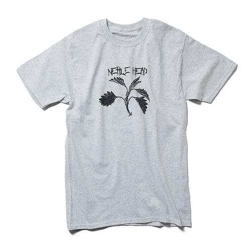 Nettle HeadAsh Gray T-Shirt