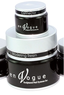 en Vogue Sculptured Nail System