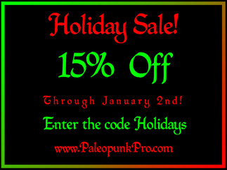 Don't Miss Our Holiday Sale!
