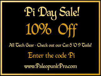 Pi Day Sale!
