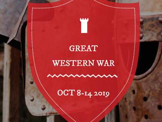 Paleopunk is Vending Great Western War!