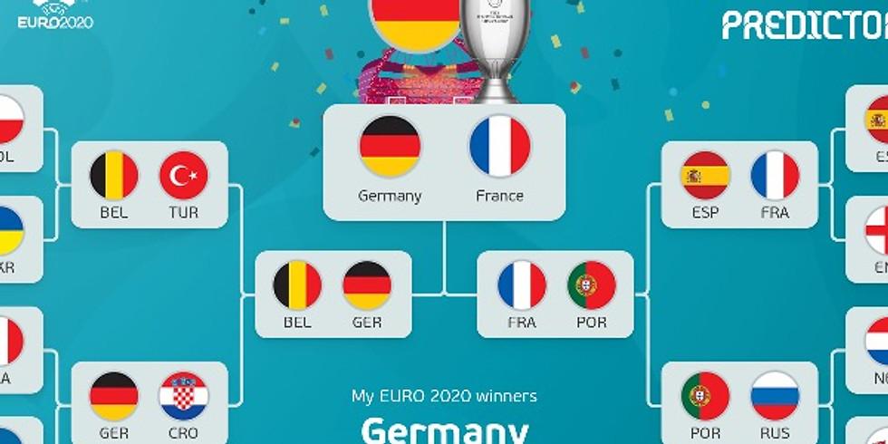 Euro 2020 Prediction Game