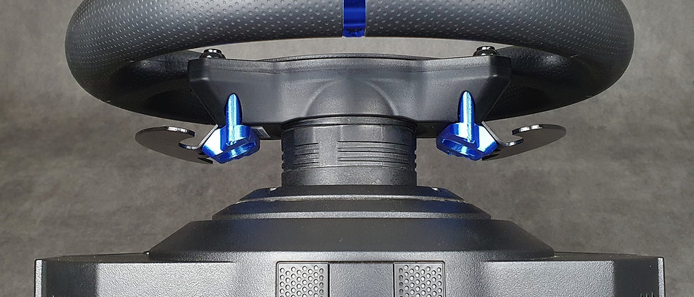 T300RS Magnetic paddle shifter mod