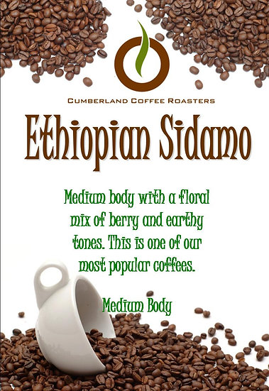 Ethiopian Sidamo Subscription