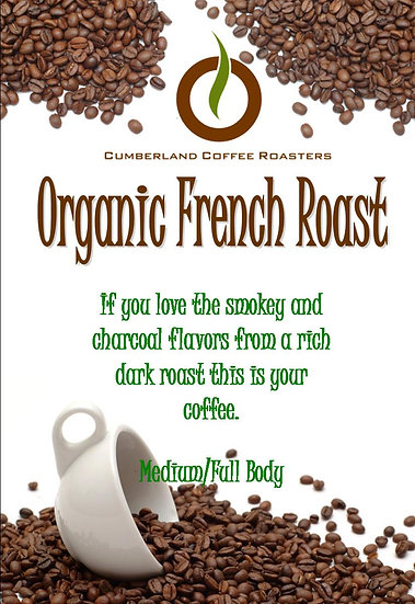 Organic French Roast Subscription