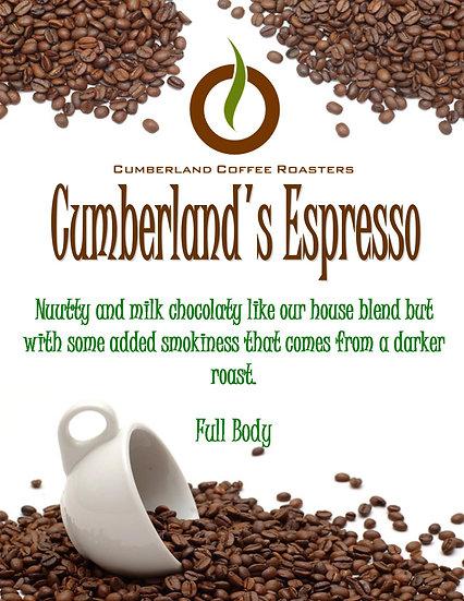Cumberland's Espresso