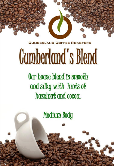 Cumberland's Blend Subscription