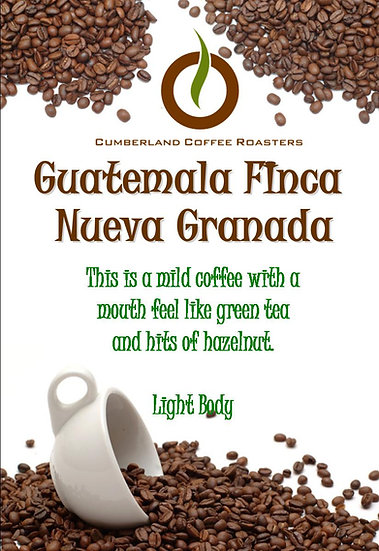Guatemala Finca Nueva Granada