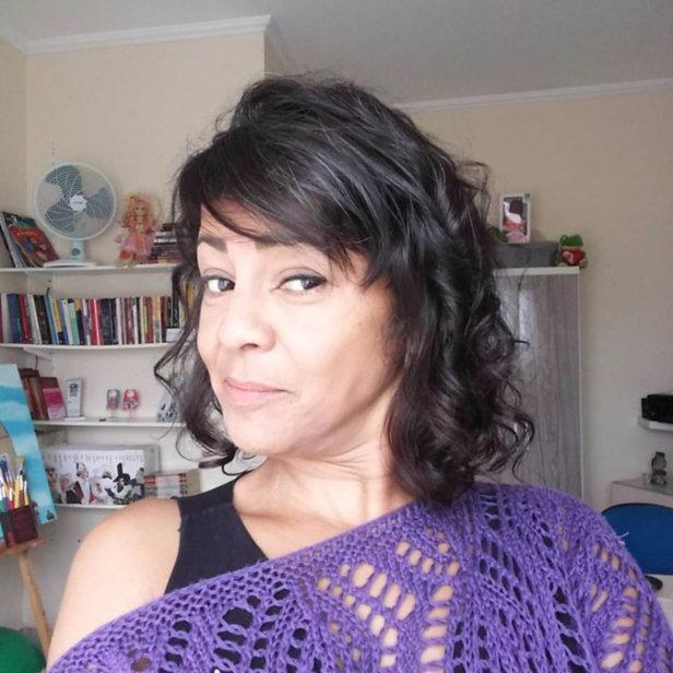 Adriana Rocha, escritora, Mogi das Cruzes, SP