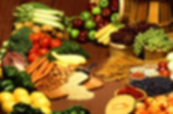 Healthy Food, Organic, Fruits and Vegetables