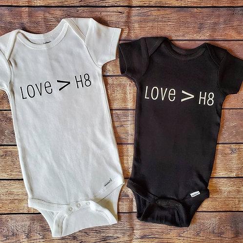 Love >H8