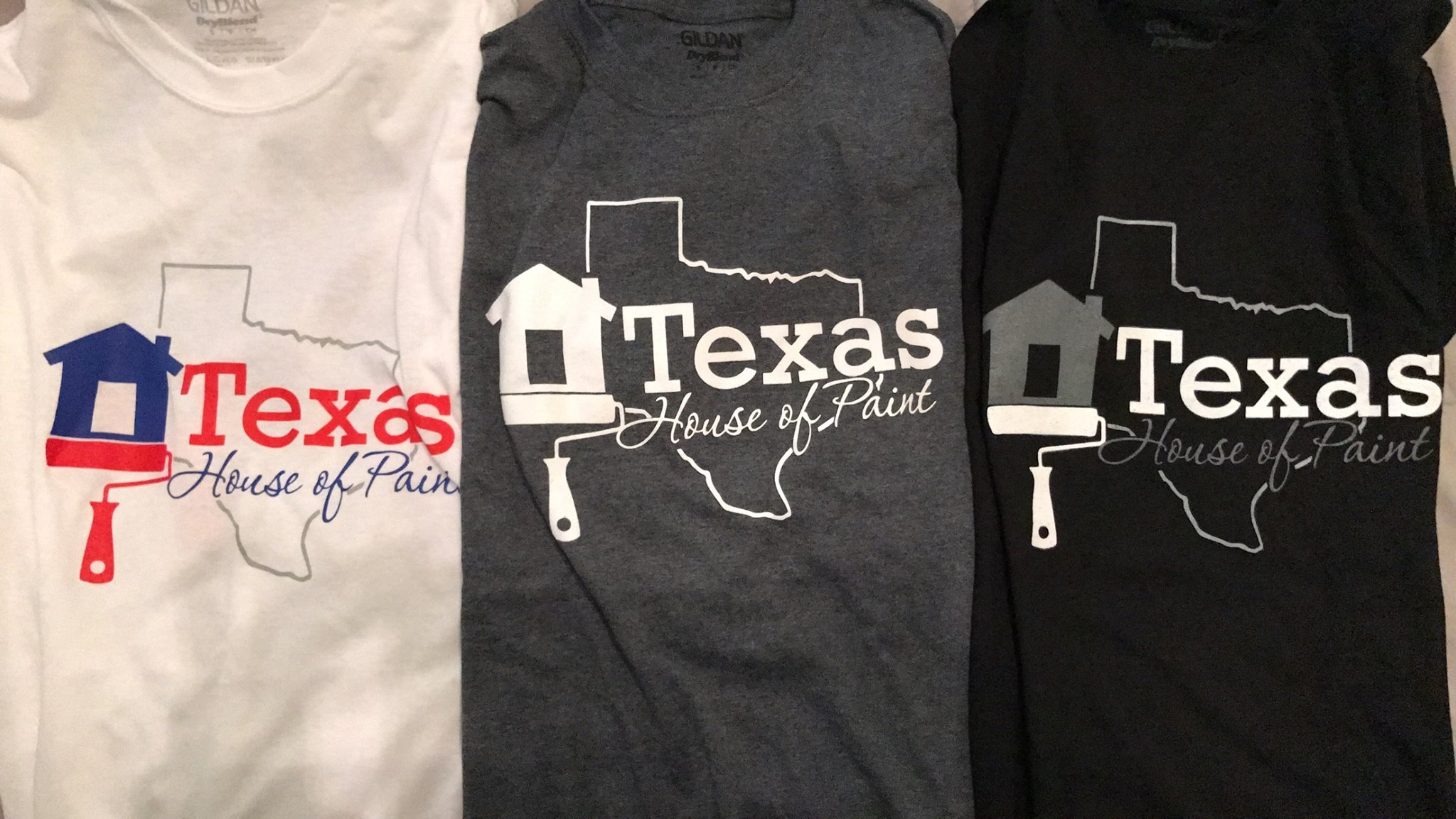 Home | Texas House Of Paint