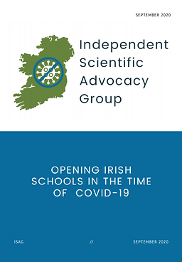 Opening Irish Schools in the Time of COVID-19 Anthony Staines DCU