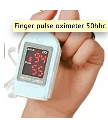 Pulse Oximeter CMS50HHC, Oxygen monitor