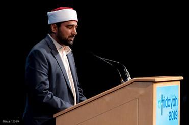 Quranic Recitation by Qari Shafiq Ahmed Naeemi Al-Azhari [Canada].