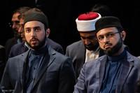 Special Guests: Shaykh Dr Hassan Mohiuddin Qadri [Right] and Shaykh Hammad Mustafa Qadri [Left].