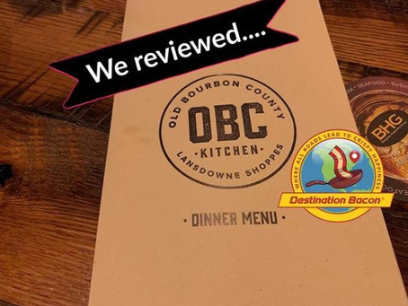 Our review of OBC Kitchen in Lexington, KY!
