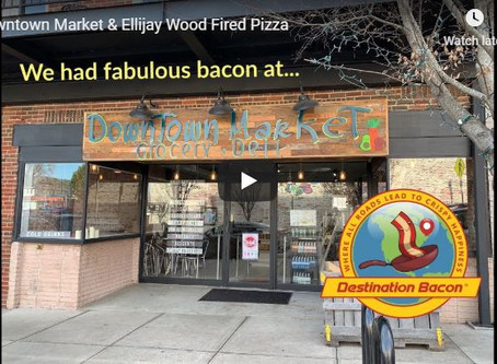 Downtown Market & Ellijay Wood Fired Pizza