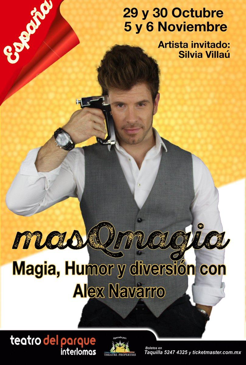 Alex Navarro (Magia)