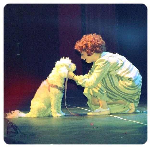 Annie y Sandy