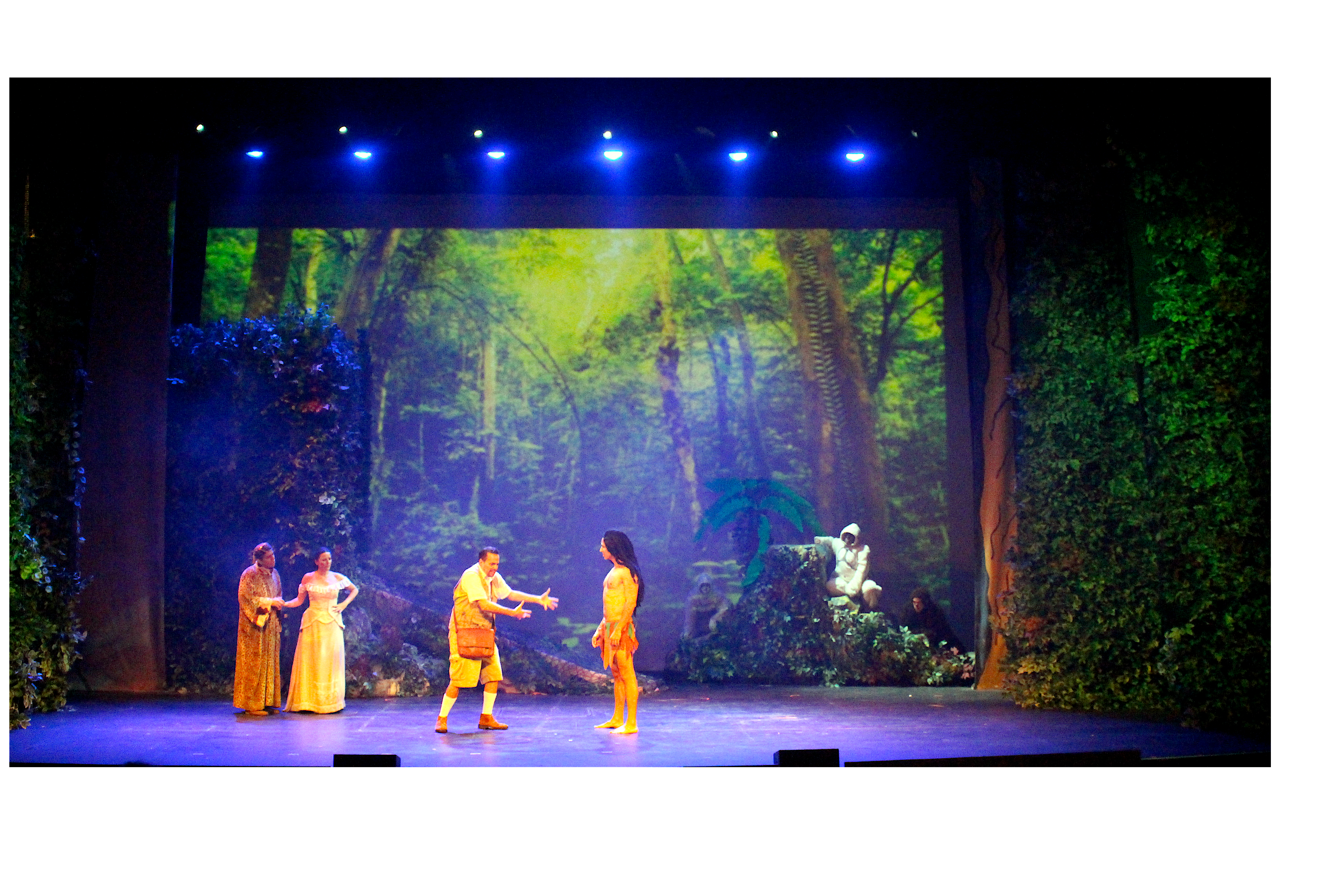Tarzan, el Rey de La Selva