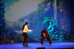 Tarzan y Congo