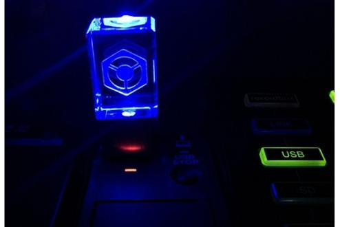 USB 2 0 Flash Drive 8GB 16GB 32GB PIONEER DJ PREMIUM CRYSTAL USB 2 0 MEMORY  STIC