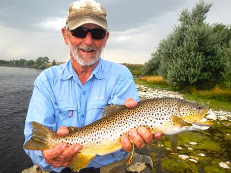 THE 2020 FISHING SEASON ON THE BIGHORN RIVER