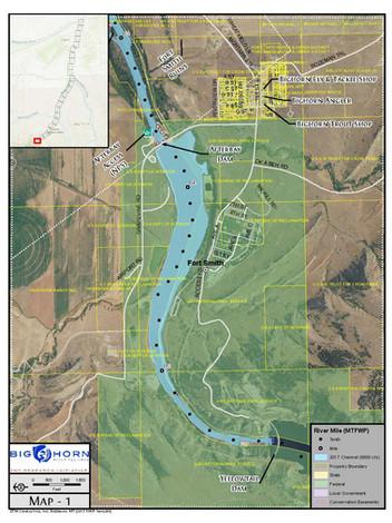 Bighorn River Atlas