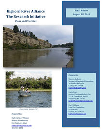 Bighorn River Research Initiative_ The K