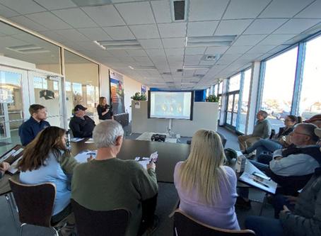 BHRA Hosts Aquatic Nuisance Species Forum