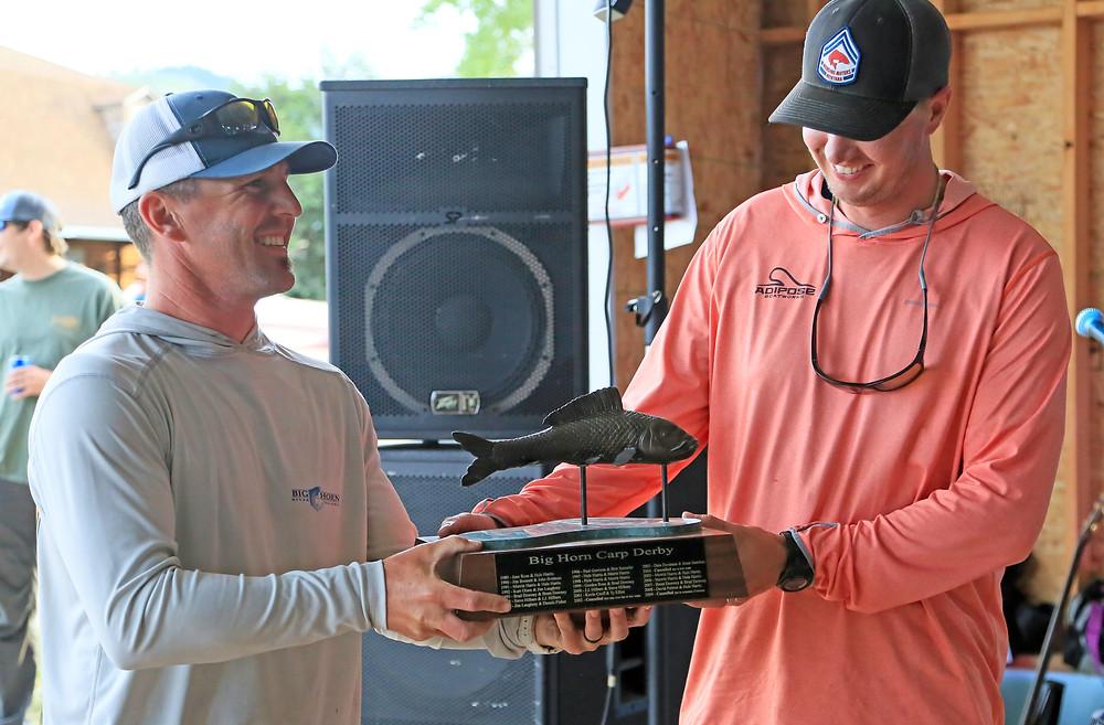 2019 Bighorn Carp Tournament Winners