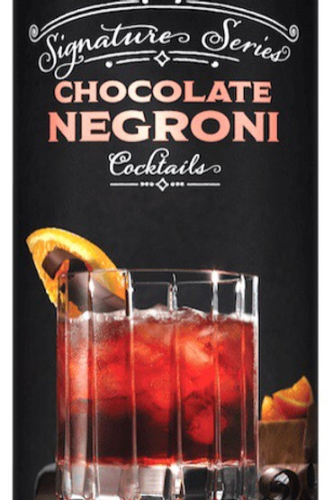 Drinkworks Chocolate Negroni 4 Pods