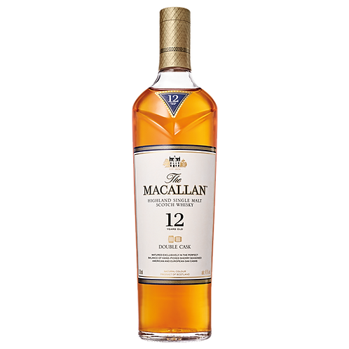 Macallan Double Cask 12 Years Old 1.75L