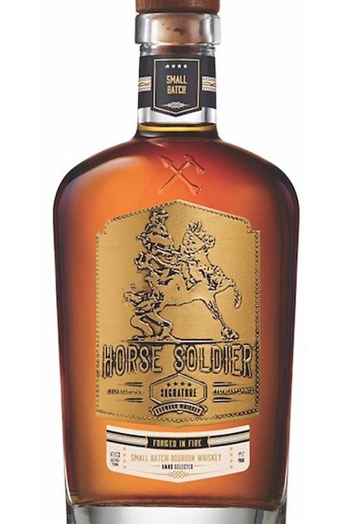 Horse Soldier Small Batch Bourbon 750ml