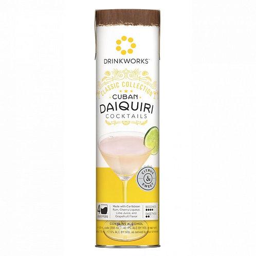 Drinkworks Cuban Daiquiri 4 Pods
