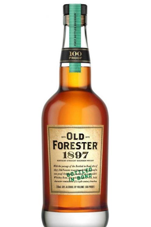 Old Forester 1897 Bottled In Bond 750ml