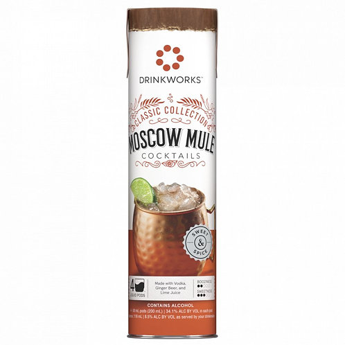 Drinkworks Moscow Mule 4 Pods