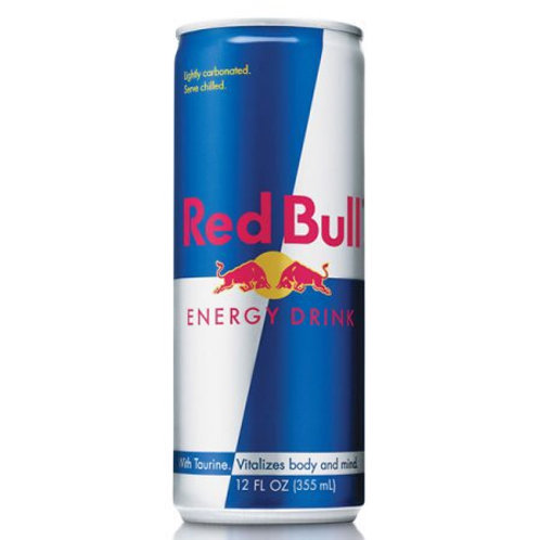 Red Bull 12 oz